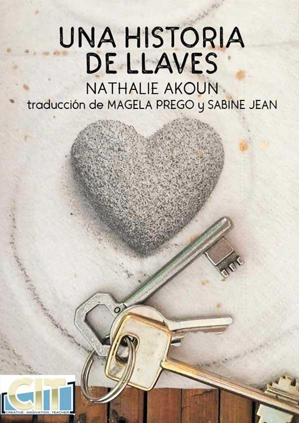 livre una historia de llaves Sabine Jean Nathalie Akoun