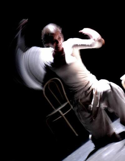 acte final danse pièce de théâtre Sabine Jean metteur en scène una historia de llaves